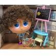 Кукла с аксессуарами, в коробке BLD288-1 кудряшка
